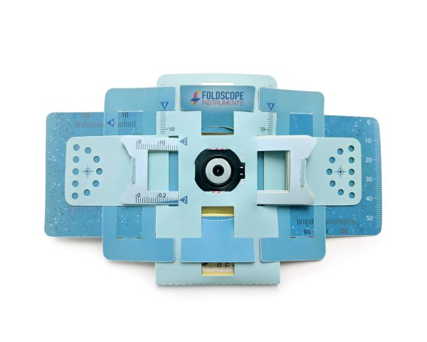 Microscopio Foldscope